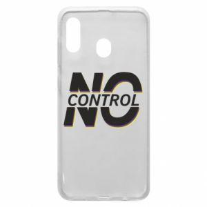 Etui na Samsung A30 No control