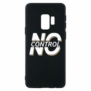 Etui na Samsung S9 No control