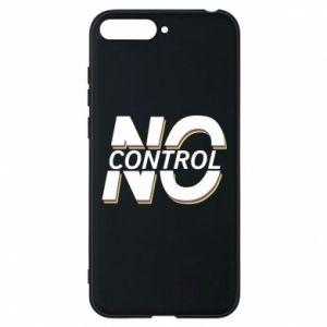 Etui na Huawei Y6 2018 No control