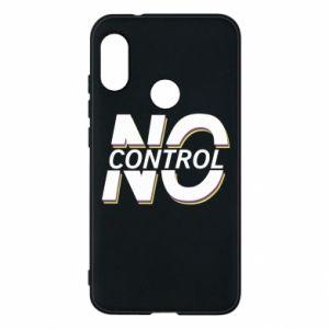 Etui na Mi A2 Lite No control