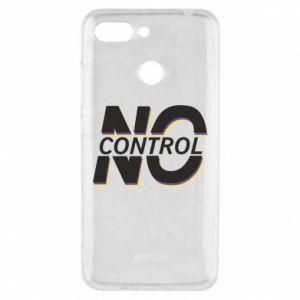 Etui na Xiaomi Redmi 6 No control