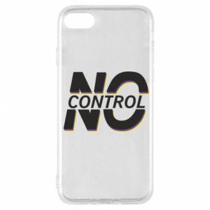 Etui na iPhone 7 No control