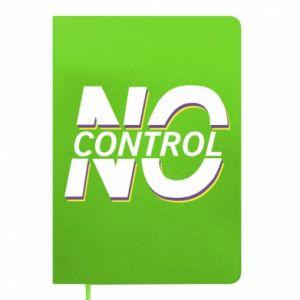Notes No control