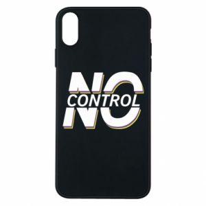Etui na iPhone Xs Max No control
