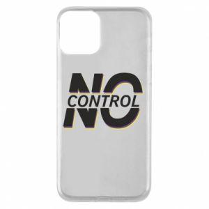 Etui na iPhone 11 No control