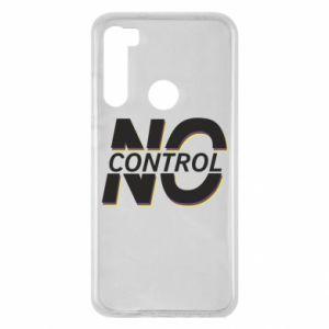 Etui na Xiaomi Redmi Note 8 No control