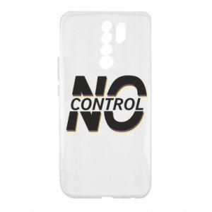 Etui na Xiaomi Redmi 9 No control
