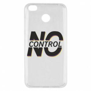 Etui na Xiaomi Redmi 4X No control