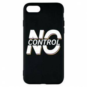 Etui na iPhone 8 No control