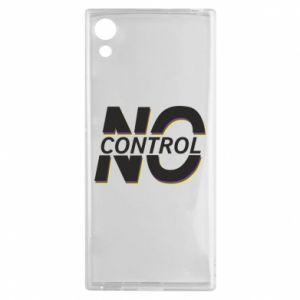 Etui na Sony Xperia XA1 No control