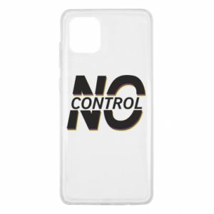 Etui na Samsung Note 10 Lite No control