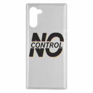 Etui na Samsung Note 10 No control