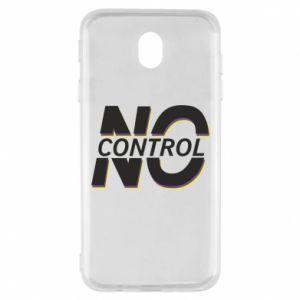 Etui na Samsung J7 2017 No control