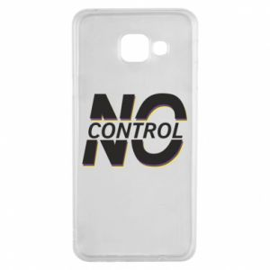 Etui na Samsung A3 2016 No control