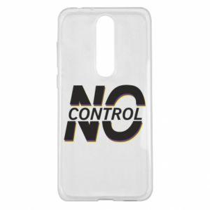Etui na Nokia 5.1 Plus No control