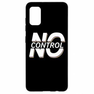 Etui na Samsung A41 No control