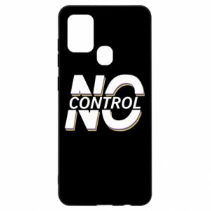 Etui na Samsung A21s No control