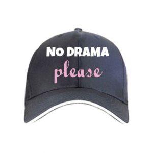Cap No drama please