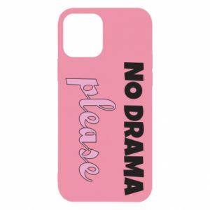 Etui na iPhone 12/12 Pro No drama please