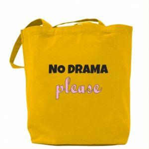 Bag No drama please