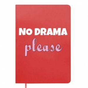 Notepad No drama please