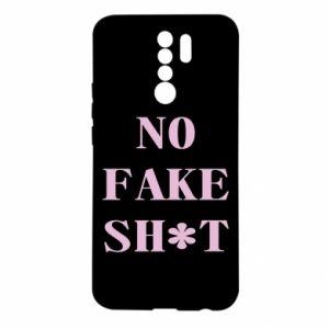 Etui na Xiaomi Redmi 9 No fake shit