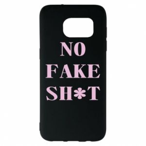 Etui na Samsung S7 EDGE No fake shit