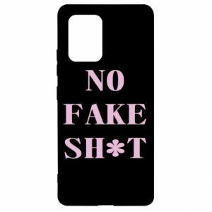 Etui na Samsung S10 Lite No fake shit