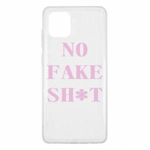 Etui na Samsung Note 10 Lite No fake shit