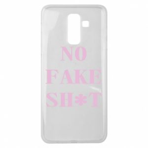 Etui na Samsung J8 2018 No fake shit