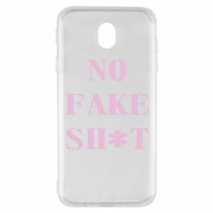 Etui na Samsung J7 2017 No fake shit