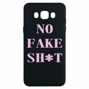 Etui na Samsung J7 2016 No fake shit