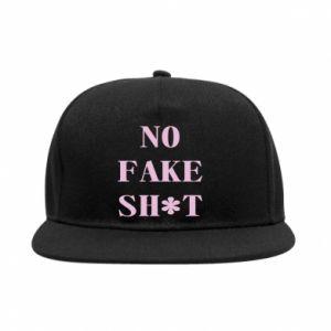 Snapback No fake shit