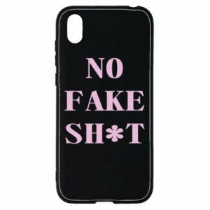 Etui na Huawei Y5 2019 No fake shit