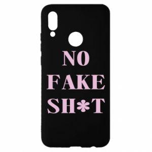 Etui na Huawei P Smart 2019 No fake shit
