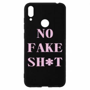 Etui na Huawei Y7 2019 No fake shit