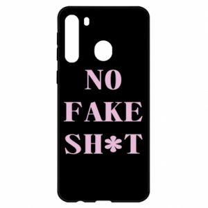 Etui na Samsung A21 No fake shit