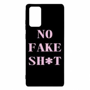 Etui na Samsung Note 20 No fake shit