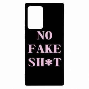 Etui na Samsung Note 20 Ultra No fake shit