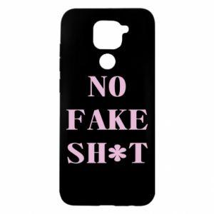 Etui na Xiaomi Redmi Note 9/Redmi 10X No fake shit
