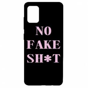 Etui na Samsung A51 No fake shit