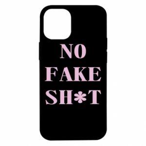 Etui na iPhone 12 Mini No fake shit