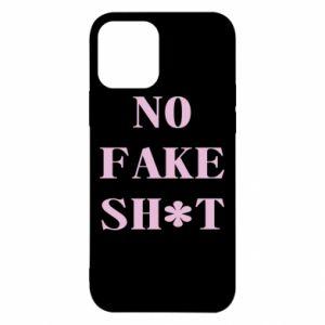 Etui na iPhone 12/12 Pro No fake shit