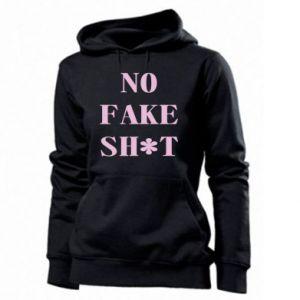 Bluza damska No fake shit