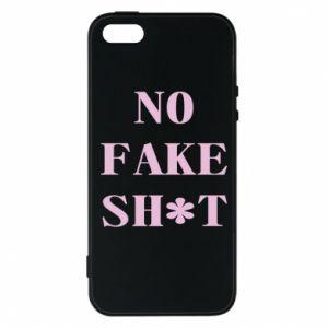 Etui na iPhone 5/5S/SE No fake shit