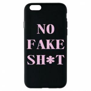 Etui na iPhone 6/6S No fake shit