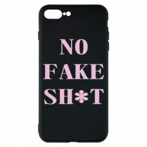 Etui na iPhone 7 Plus No fake shit