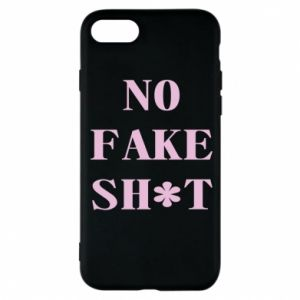 Etui na iPhone 8 No fake shit