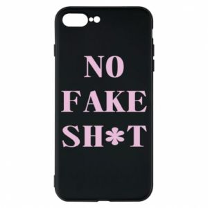 Etui na iPhone 8 Plus No fake shit