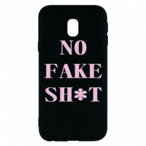 Etui na Samsung J3 2017 No fake shit